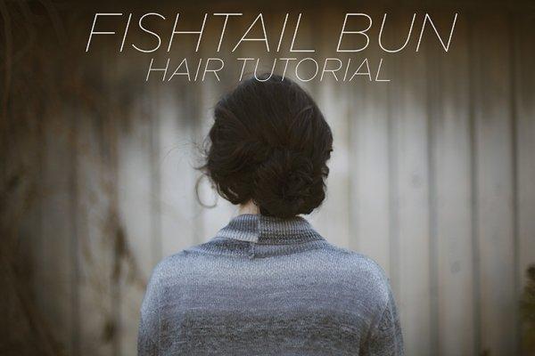 Fishtail Bun