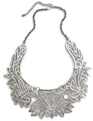 Modcloth Chrysanthemum Necklace