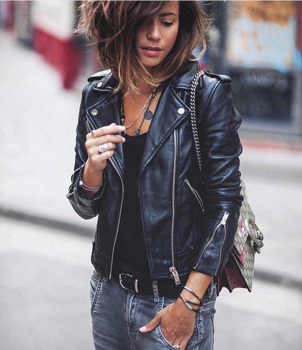 jacket, clothing, leather jacket, leather, denim,