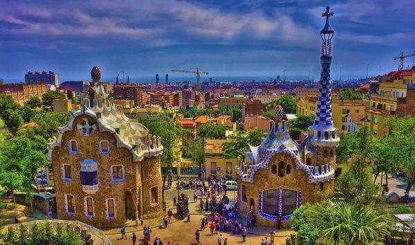 Enter the Surreal World of Barcelona, Spain