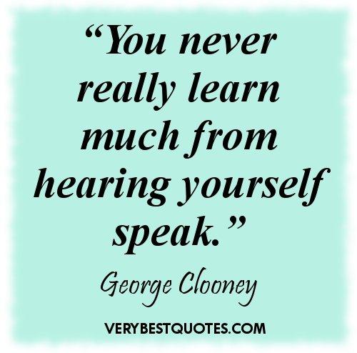 George Clooney – Actor