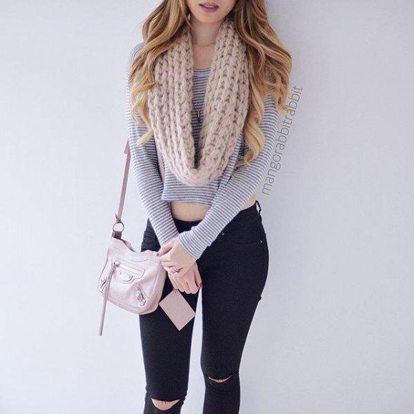 clothing, sleeve, leather, sweater, jacket,