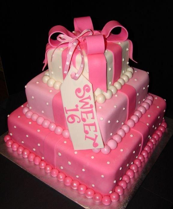 Cake or Present?