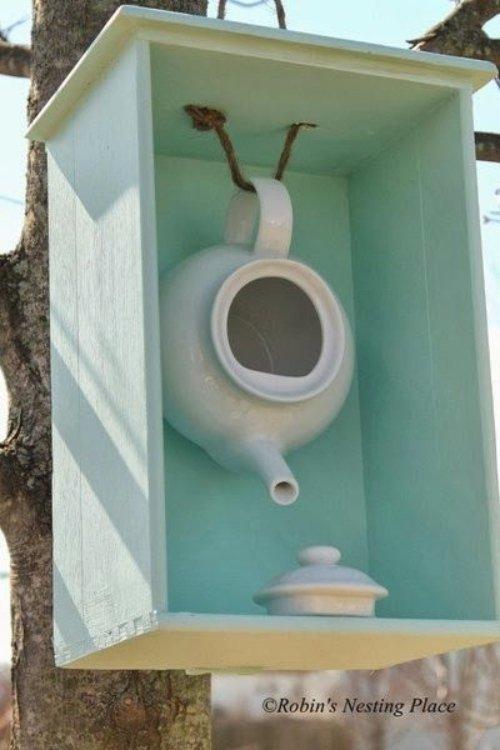 A Teapot in a Box