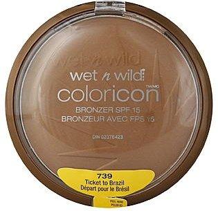 Wet N Wild Color Icon SPF 15 Bronzer