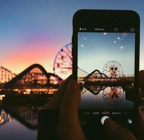 California,Disney's California Adventure,image,morning,evening,