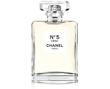 Chanel No. 5, perfume, cosmetics, glass bottle, bottle,