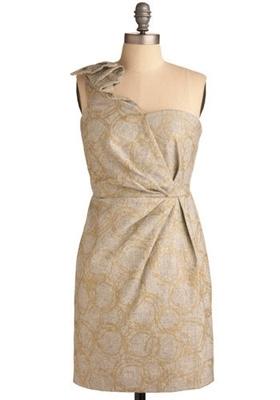 Gild-ty Pleasure Dress