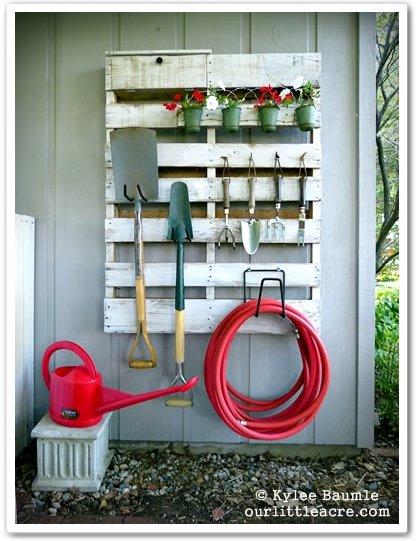 A Gardening Nook