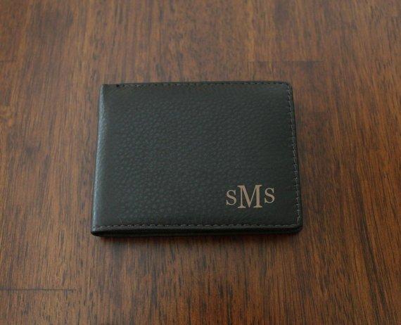 Personalized Men's Wallet