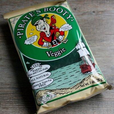 Veggie Pirate's Booty
