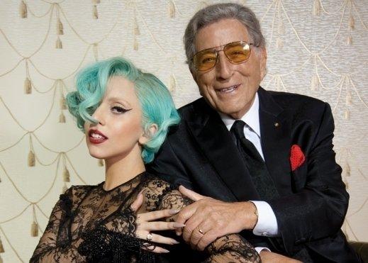 Lady Gaga & Tony Bennett - Cheek to Cheek
