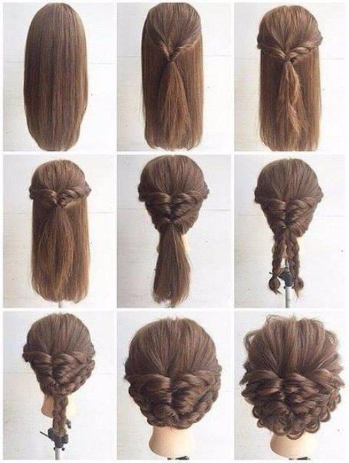 hair,brown,hairstyle,braid,french braid,