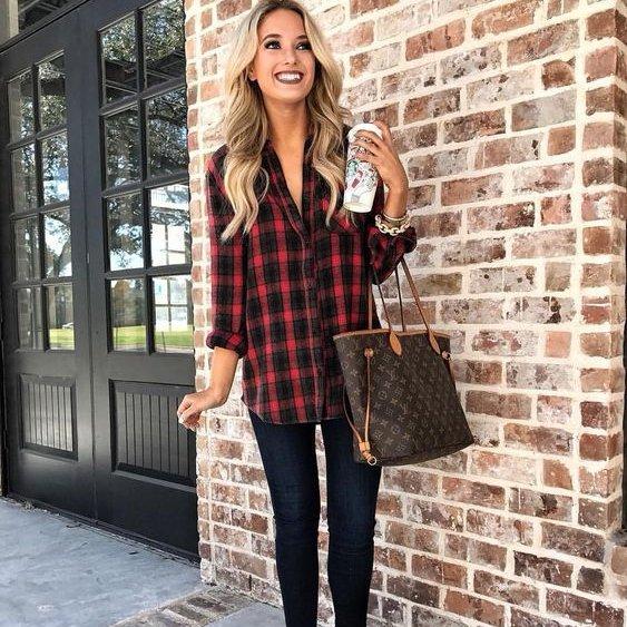 clothing, tartan, plaid, jeans, fashion model,
