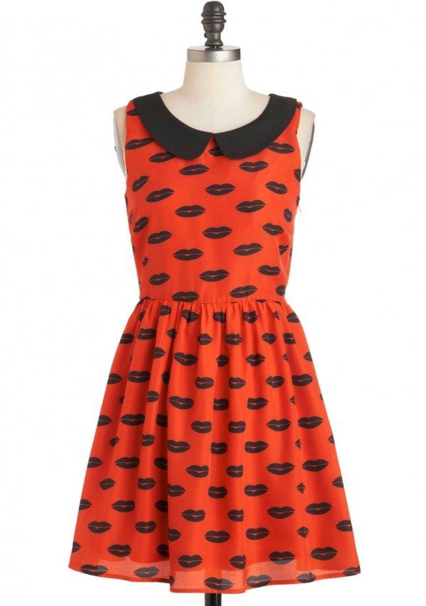 Modcloth 'First Kiss' Dress
