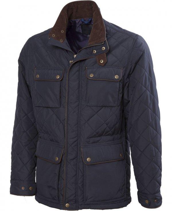 Vendoneire Men's Quilted Jacket
