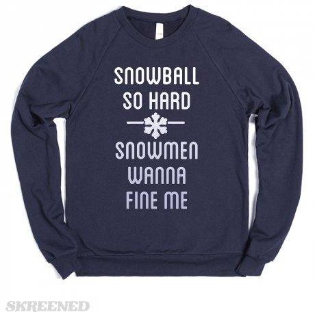 Funny Navy Sweatshirt