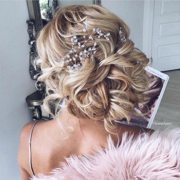 hair, hairstyle, bridal accessory, french braid, long hair,