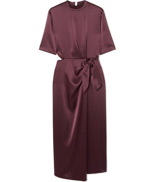 Clothing, Dress, Purple, Sleeve, Violet,