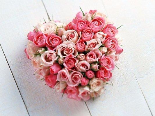 Heart Shaped Bouquet