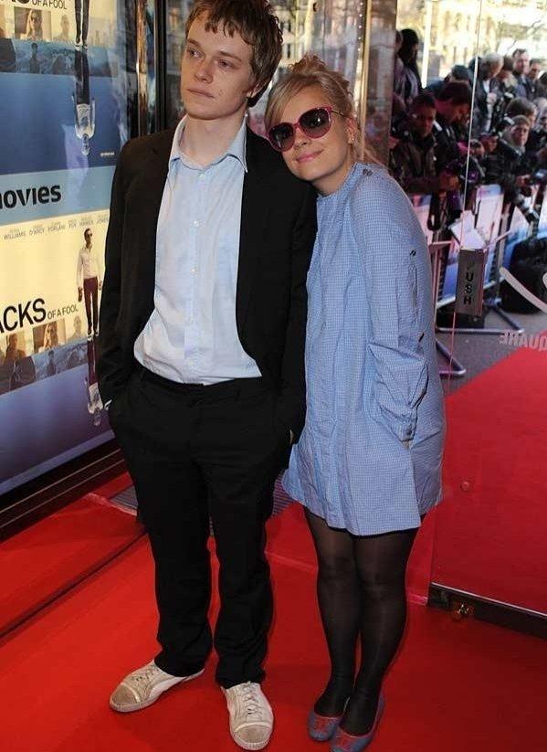 Alfie Allen & Lily Allen