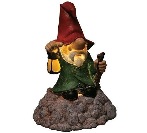Light-up Garden Gnome