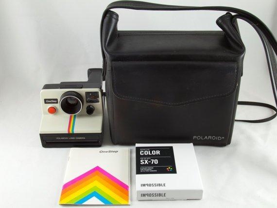Basic Black Camera Bag