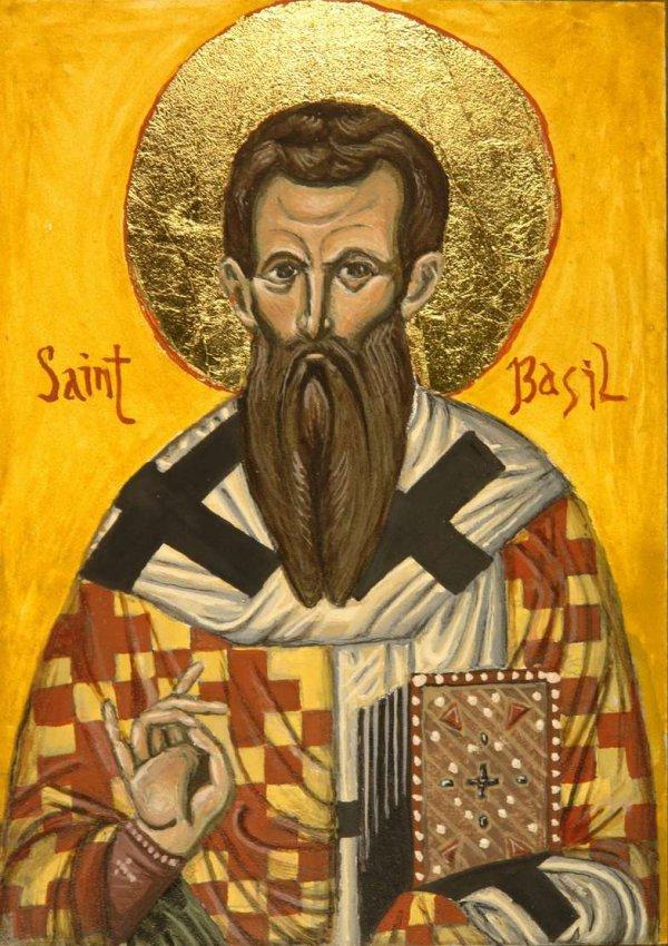 Greek Kids Look Forward to Visits from Saint Basil