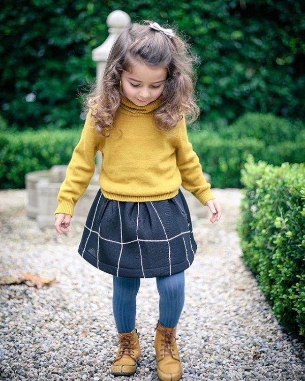 clothing,yellow,toddler,pattern,dress,
