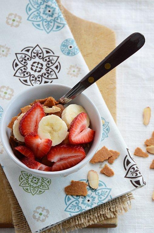 Hearty Almond Vanilla Cereal
