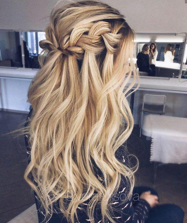 hair, hairstyle, blond, long hair, brown hair,