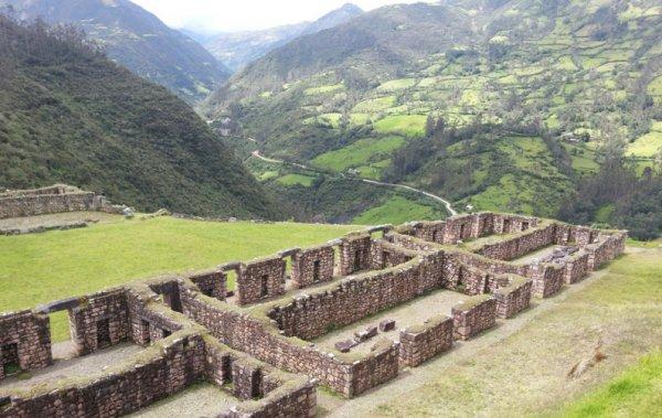 The Palace Complex of Vitcos-Yurak Rumi