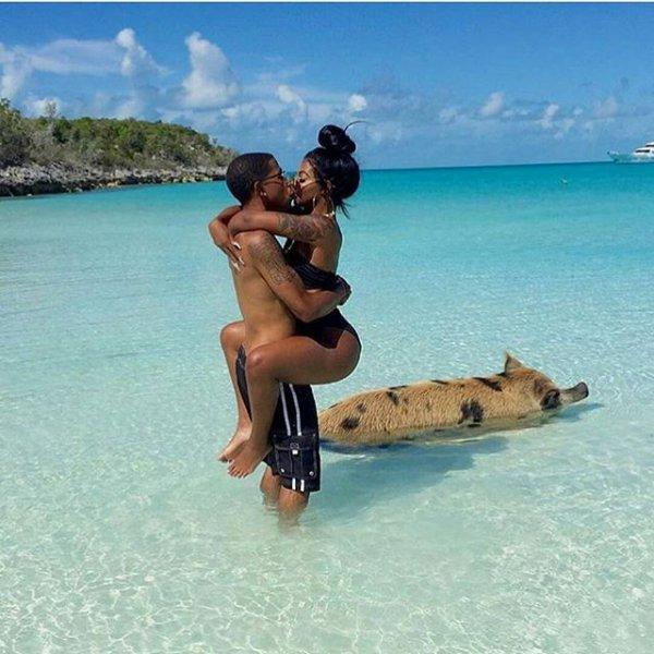 sea, vacation, beach, caribbean, ocean,