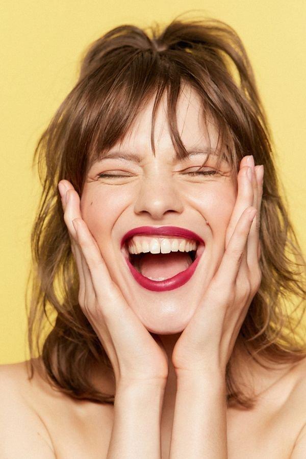 Face, Hair, Skin, Facial expression, Nose,
