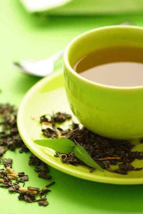 green, drink, cup, gyokuro, plant,