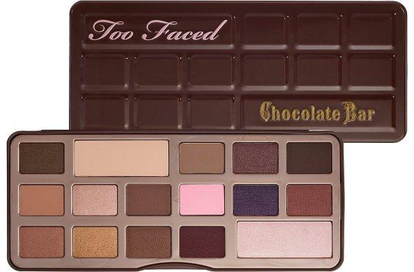 Too Faced, food, dessert, chocolate bar, organ,