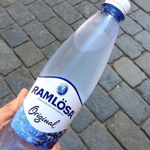 Mineral Water Spritz