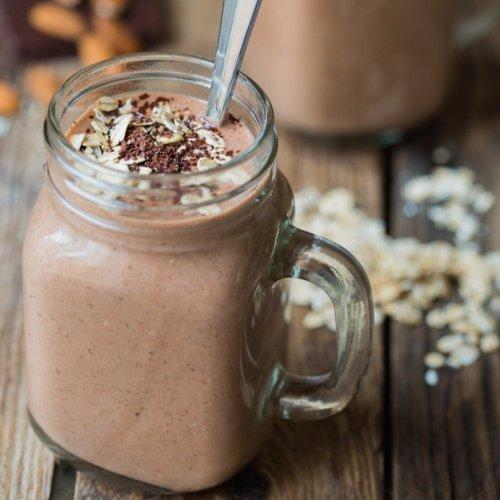 food, drink, meal, breakfast, milkshake,