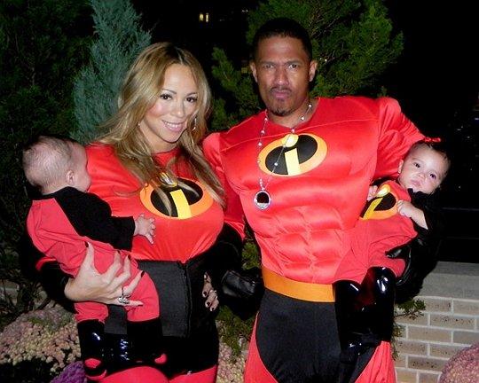 Mariah and Nick