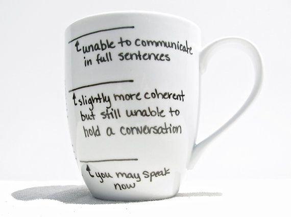Fill Line Mug