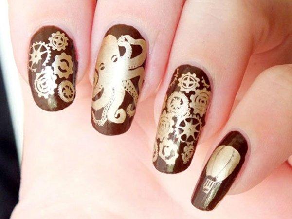Jules Verne Nails