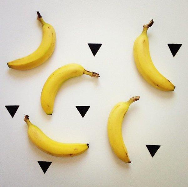 produce, plant, yellow, fruit, food,