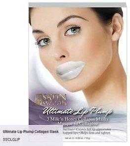 Lip Plump Collagen Mask