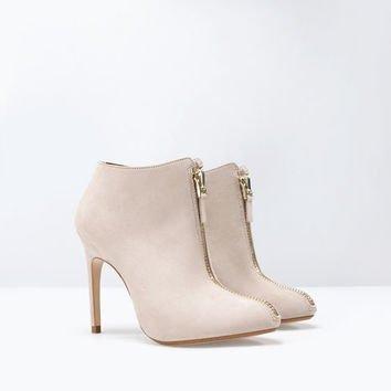 footwear,leather,leg,beige,textile,