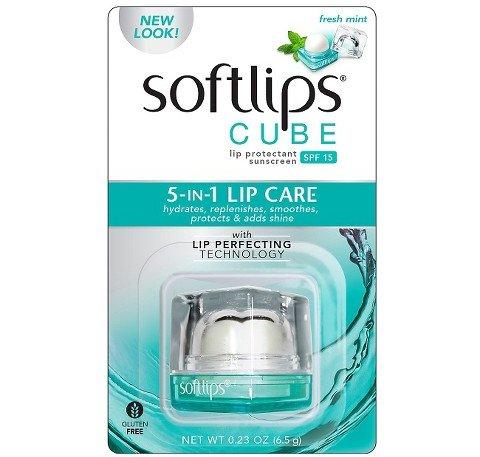 SoftLips Cube Fresh Mint Lip Care