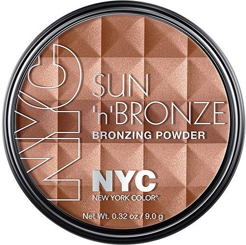 NYC Sun 'N' Brown Bronzing Powder