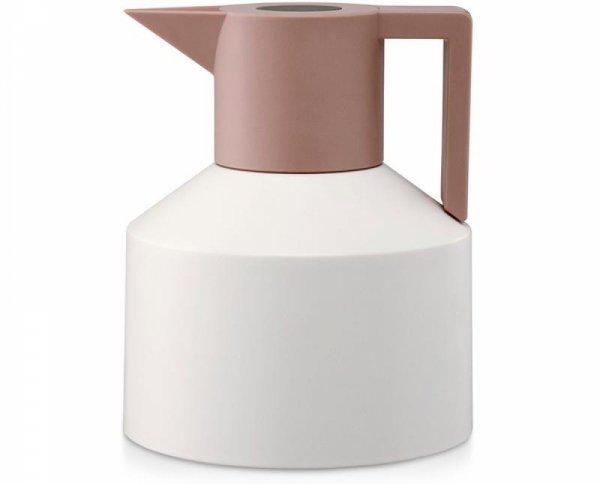 Geo Vacuum Flask by White