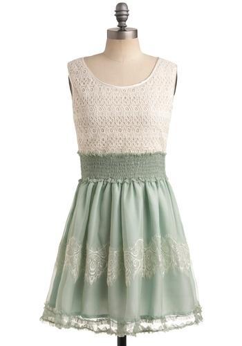 Pretty in the Piazza Dress