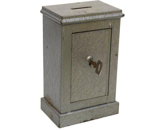 French Money Box