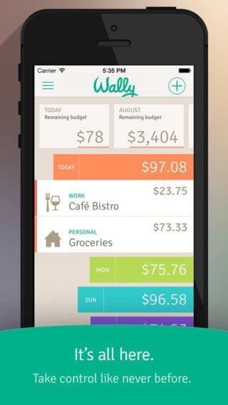 Wally – Smart Personal Finance